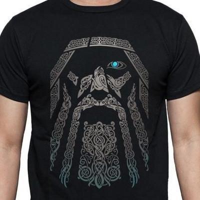 2c8811f1 Odin T-Shirt|Viking short sleeves | Harreira