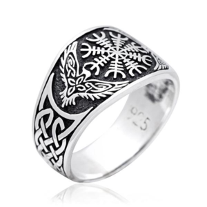 Helm of Awe and Ravens Ring