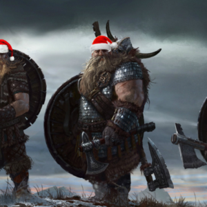 Did Vikings Celebrate Christmas?