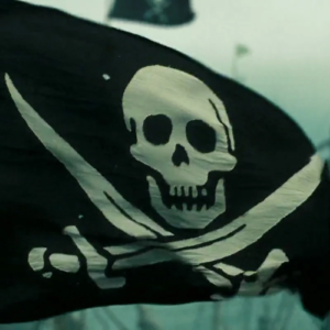 3000 Years History and Meaning of Skull Pirate Flag