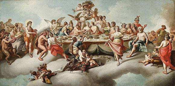 Mythologies of China, India, North Europe, Greece and Egypt
