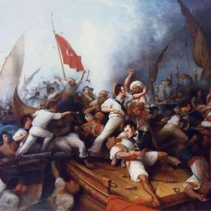 Barbary Pirates:the Muslim pirates in mediterranean for 16th-19th century