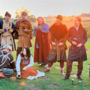 what is a traditional viking wedding