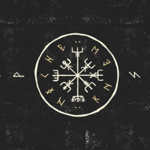 Vegvísir/Viking Compass Origin and Meaning-Norse Symbol