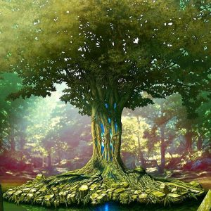 The Tree of Life/Kabbalistic Symbol meaning