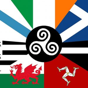 What are the 8 Celtic countries