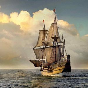 How did pirates navigate 400 years ago