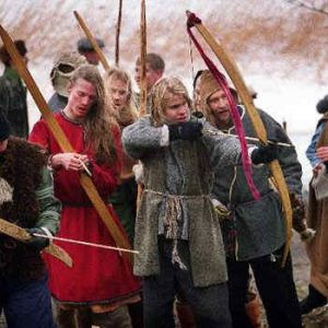 Bows and arrows in the viking age