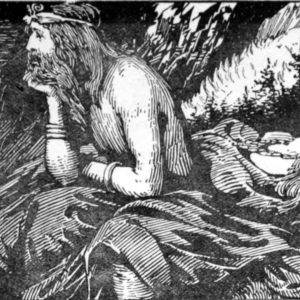 how did odin lose his eye norse mythology