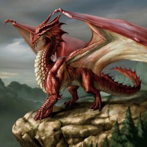 red dragon of wales meaning