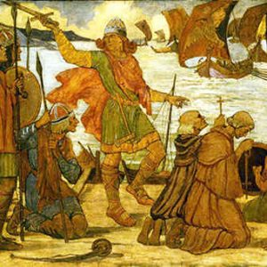 what are vikings meaning and their history
