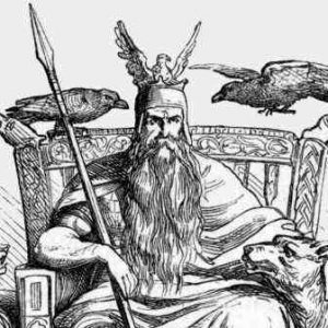 what does odin's spear gungnir symbol meaning