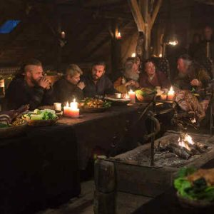 what foods did vikings eat