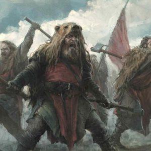 what is a viking berserker