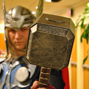 what is thor's hammer/mjolnir meaning?