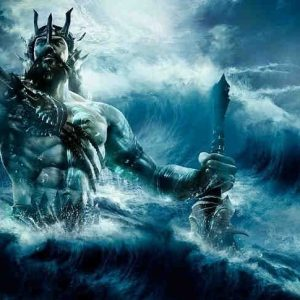 who is the god of the sea in norse mythology