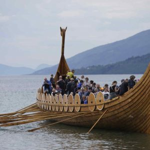why were viking ships so successful and important