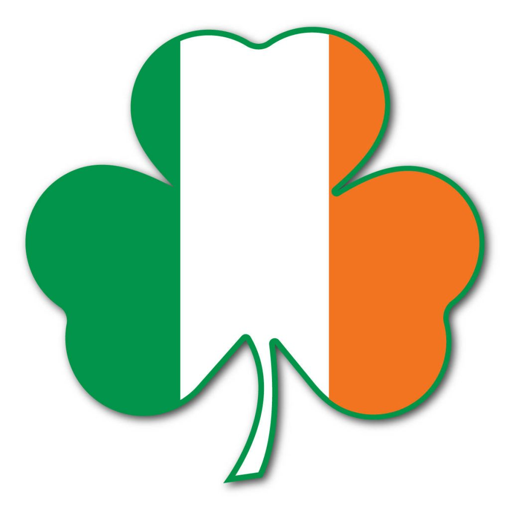 The Irish Shamrock 3 Leaf Clover Meaning And History