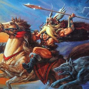 Who is odin god And His Story In Norse Mythology