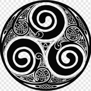 celtic triskelion symbols meaning and their history