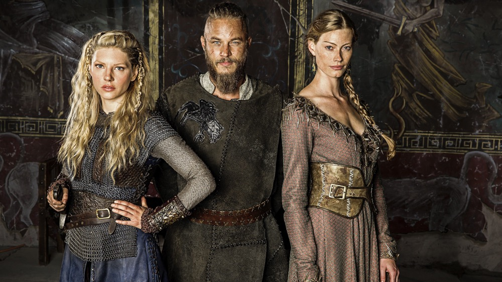 What is a Viking's wife called