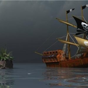 Top 6 Most Famous Pirate Ship Names