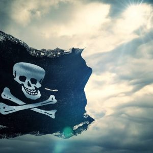 What Do The Symbols On Pirate Flags Mean?