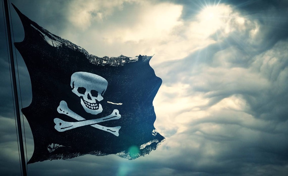 Symbols On Pirate Flags Mean